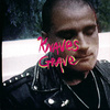 "KNAVES GRAVE ""I Don't Wanna Be Yr AARP"" text by 関山雄太"